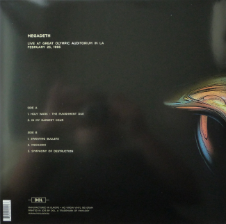 Back Cover Artwork