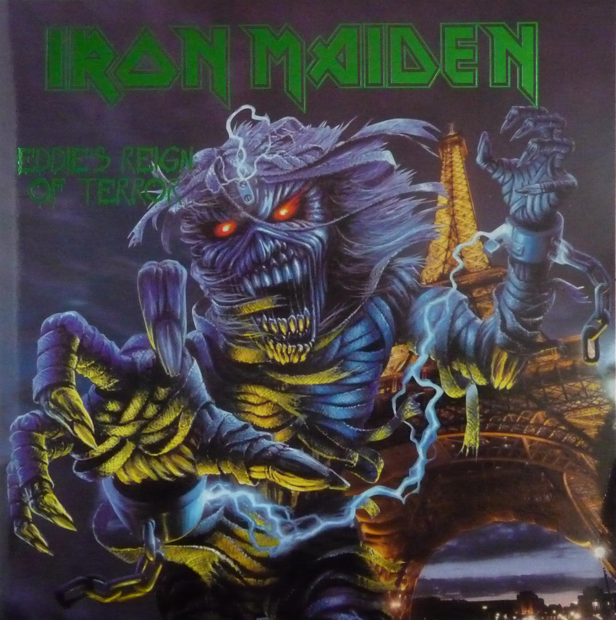 Iron Maiden Drifter