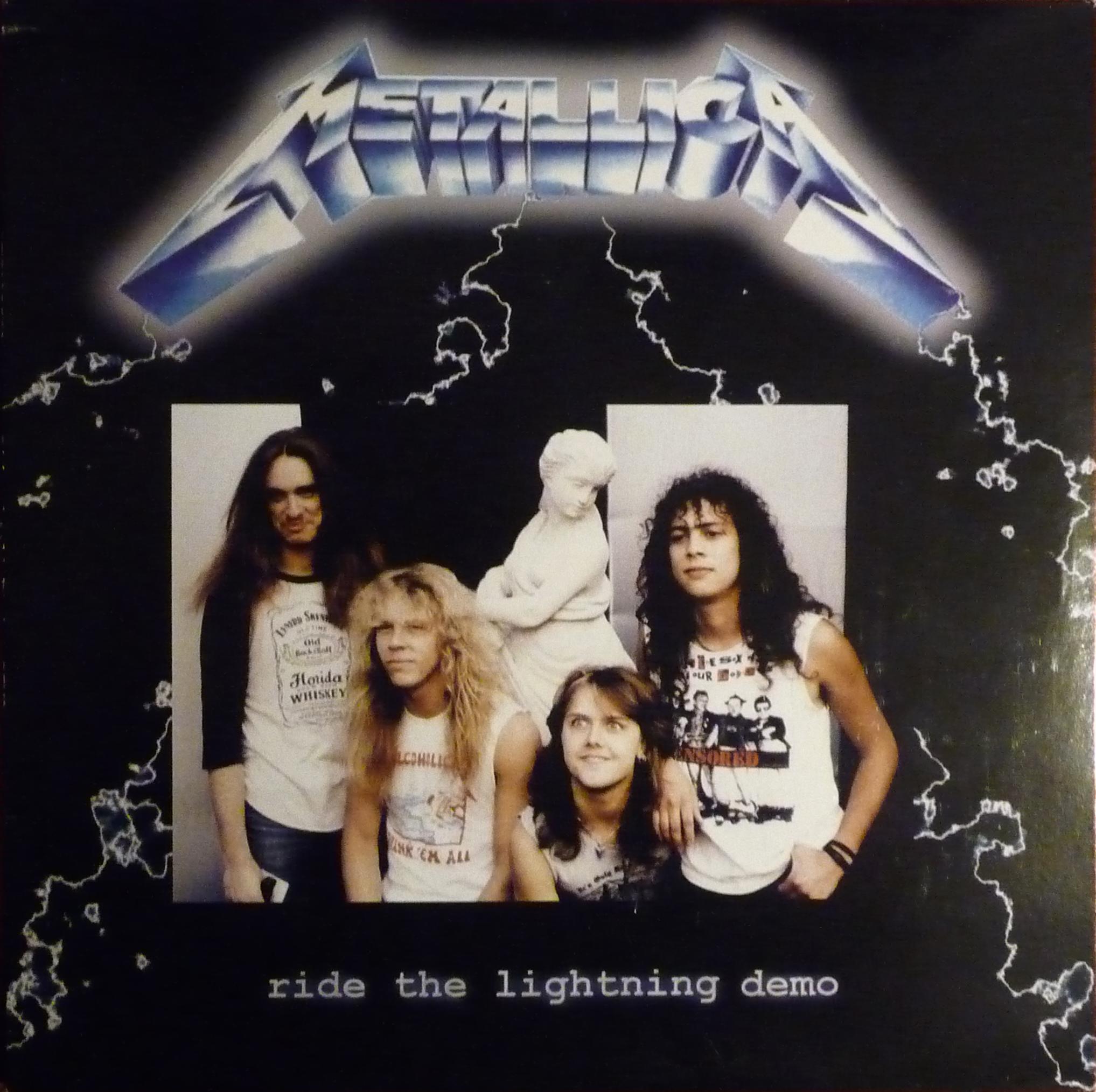 chmetal bootleg... Metallica Ride The Lightning Tour