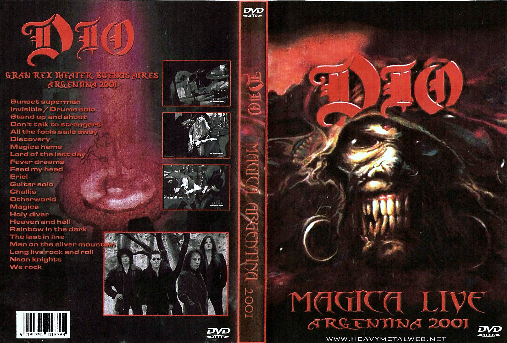 Dio - Magica (Deluxe Remastered Edition) (2013)