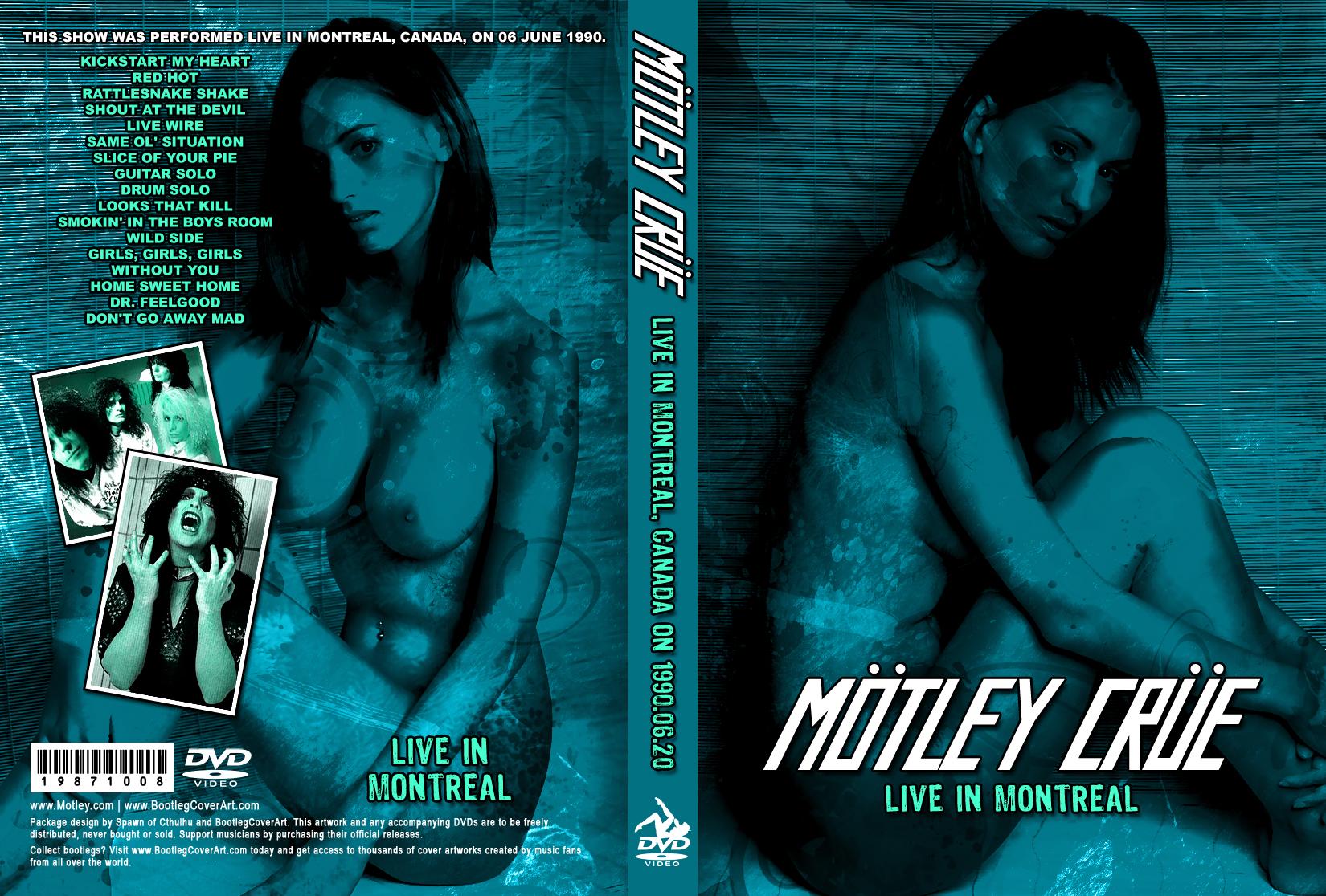 motley crue covers