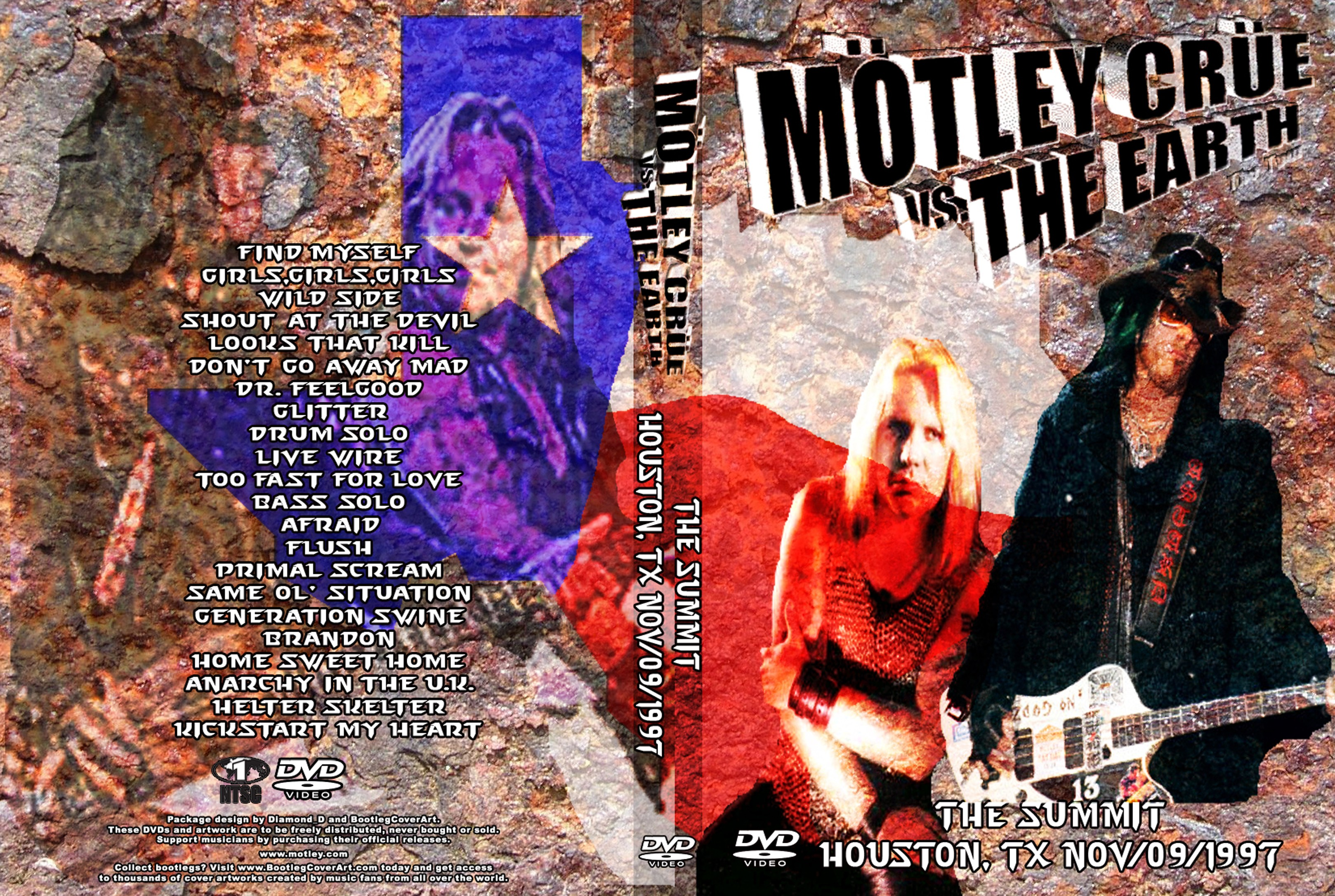 Motley Crue Generation Swine Tour Dates